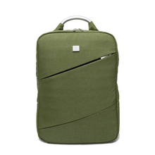 Fashion Korean Convenient Waterproof Nylon Laptop Backpack Travel Man and Woman Solid 15 6 Backpacks Bags