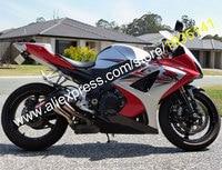 Hot Vendas, ABS Body Kit Para Suzuki GSXR 600 750 K6 2006-2007 GSX-R 600-750 06-07 Moto Carenagem Carroçarias (moldagem por injeção)