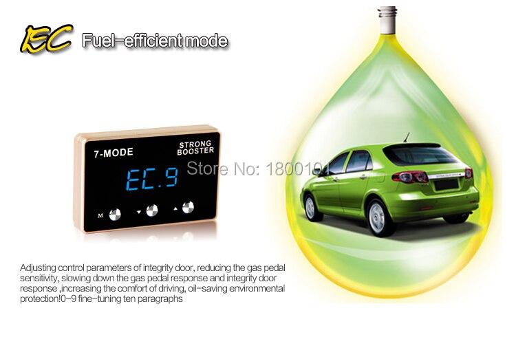 Gaspedalens accelerationssvar hastighetsreglering Gasreglage för - Reservdelar och bildelar - Foto 4