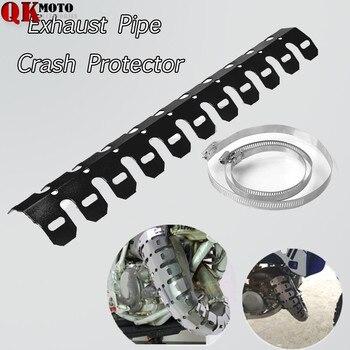 Protector de calor para Motocicleta KTM 530 exc 450 SX-F 350, Tubo De Escape Universal para Motocicleta