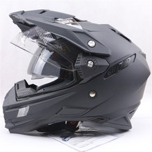 THH double lens Off Road Helmet transform full face race helmet double lens motorbike helmet DOT ECE Approved helmet