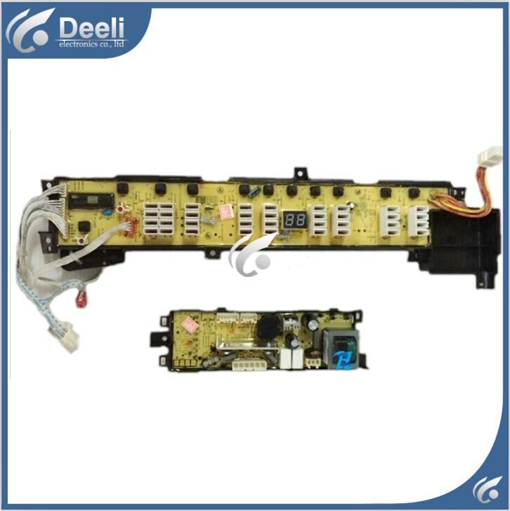 все цены на 98% new Original good working for Haier washing machine board XQB75-KS828 motherboard on sale онлайн