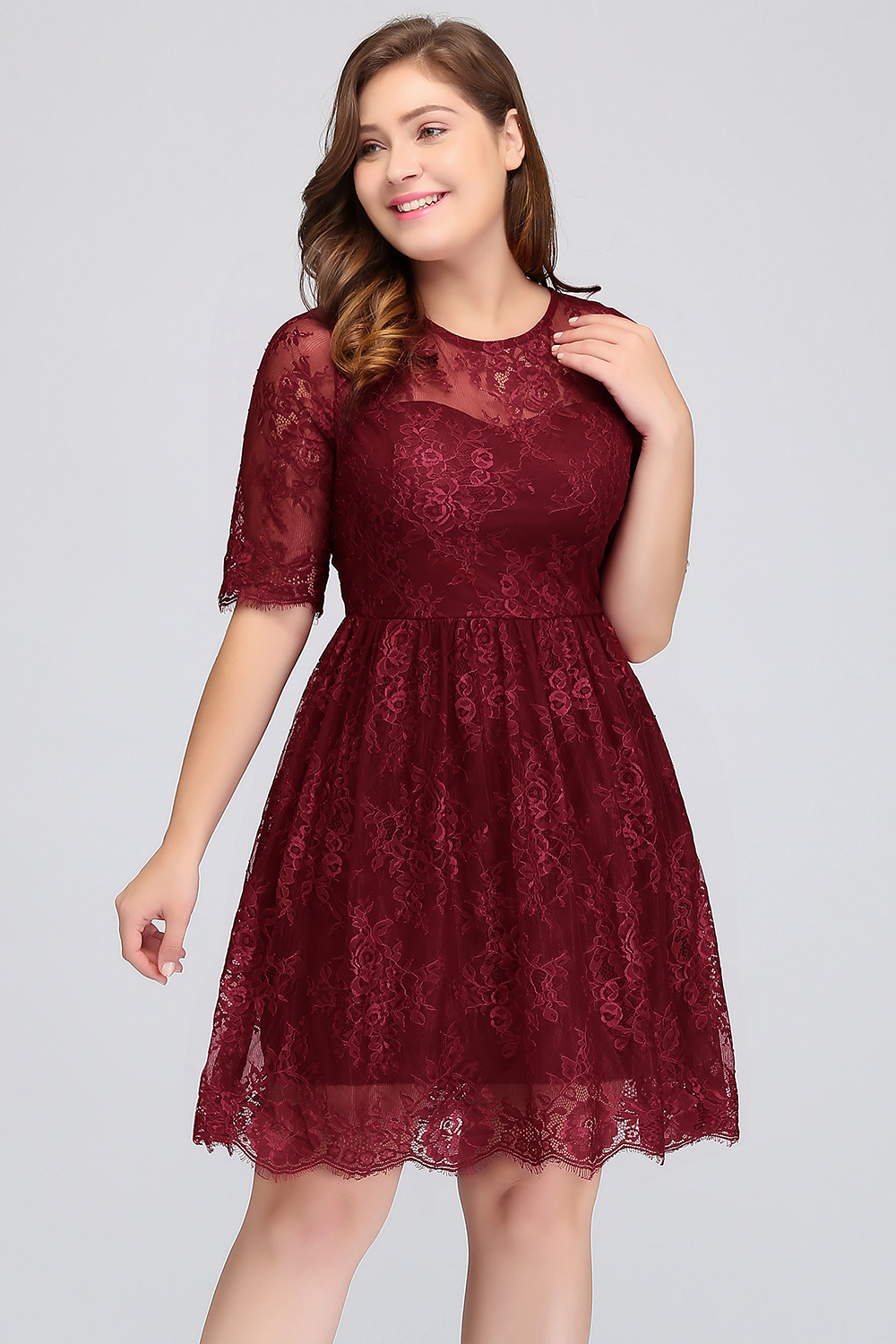 Where To Buy Plus Size Short Formal Dresses - Ficts