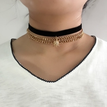 Black Velvet Sailor Moon Choker