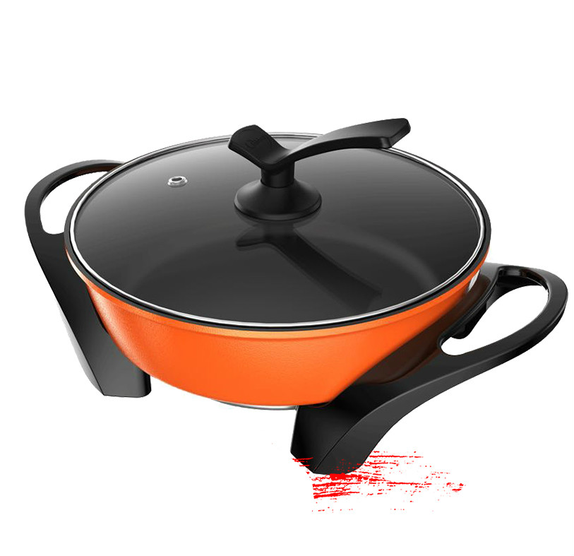 Hot Plates  non-stick pan USES 1500W high power heating electric hot pot