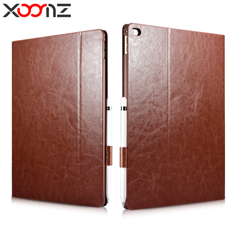 for ipad pro 9.7inch Case PU Leather Case Bag for ipad pro 12.9inch Full Protect Stand Cover for ipar Air 2 Flip Leather Case flip left and right stand pu leather case cover for blu vivo air