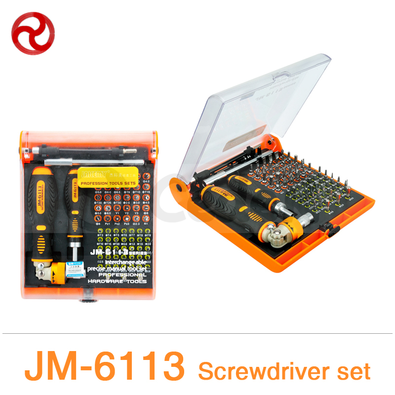 ФОТО JAKEMY 72 in 1 Screwdriver Set 180