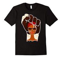 Civil Rights Black History Movement T Shirt T Shits Printing Short Sleeve Casual O Neck Cotton