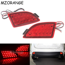 2 pcs Back Turning Light LED Rear Bumper Reflector Brake Stop Light For For Mazda 3 Axela Hatchback 2013 2014 2015 2016 led 2017 2018 mazd 3 axela daytime light axela fog light axela headlight tribute rx 7 rx 8 protege mx 3 miata cx4 axela