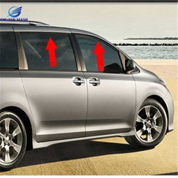 Chuangxiang OBD Auto Window Closer Closing Module For Toyota Sienna Accessories 2011 2012 2013 2014 2015 2016 2017 2018 car full window trim decoration strips auto window decorativa strip for lifan x60 2011 2012 2013 2014 2015 car covers oem 12 20