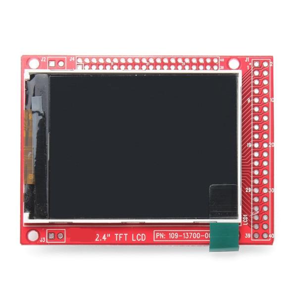 New Arrival Original Tech 2.4 Inch LCD Display Screen Module For DSO138 OscilloscopeNew Arrival Original Tech 2.4 Inch LCD Display Screen Module For DSO138 Oscilloscope