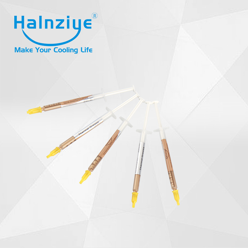 Gold ultra performance heat sink Thermal Grease/Heatsink Compound/ Thermal Paste HY610 TU1g