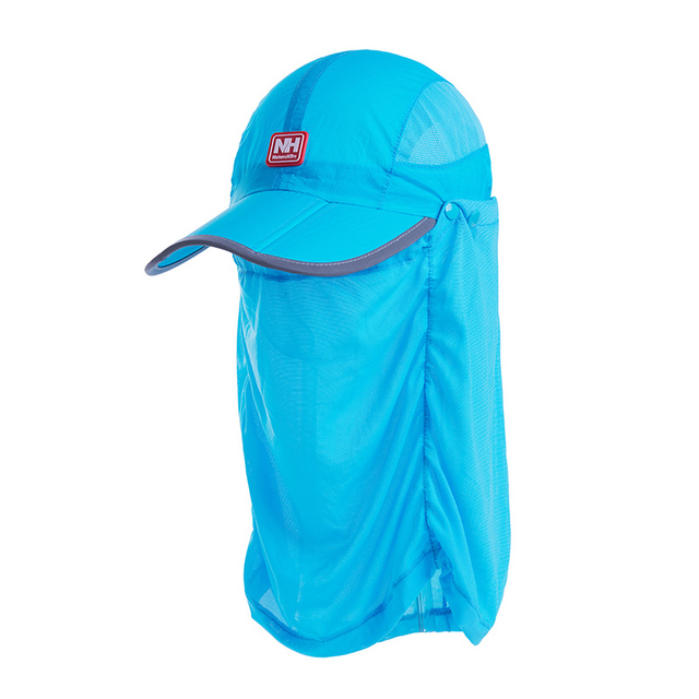Naturehike Outdoor Visor Hat UV Protection