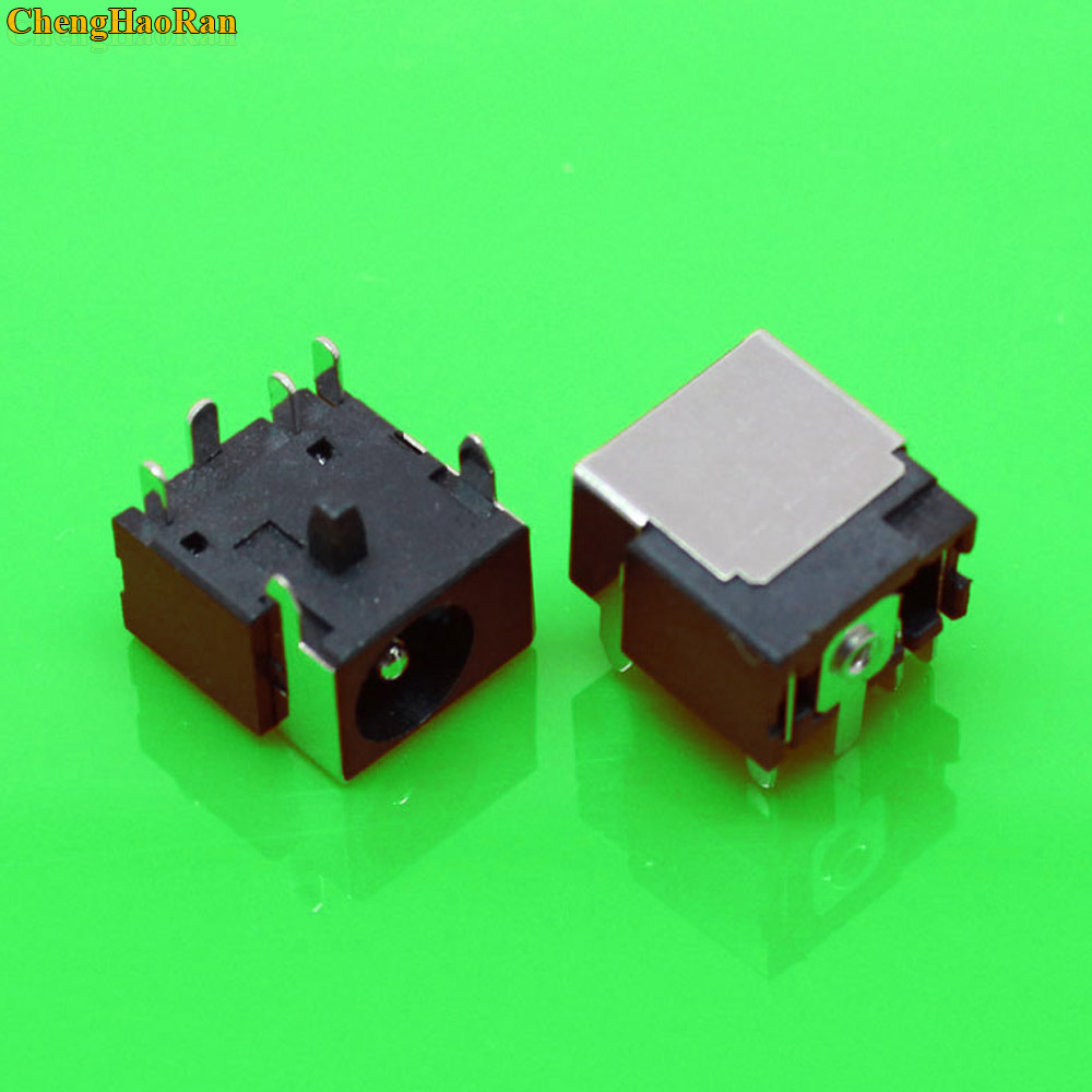 ChengHaoRan 1PCS for HP Compaq 6520s 6720S 6820S CQ320 321 620 421 420 325 420 625 510 520 540 530 550 320 DC Power Jack-in Computer Cables & Connectors from Computer & Office