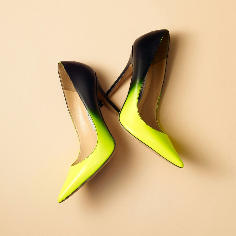 58495c88ddf Sexy Pointed Toe Mixed Color High Heels Women Shoes Candy Heels Elegant  Ladies Dress Wedding Shoes Woman Stiletto Women Pumps-in Women s Pumps from  Shoes on ...