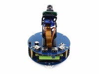 Parts AlphaBot2 Robot Building Kit For Raspberry Pi Zero W Bulit In WIFI Ultrasonic Sensor RPi