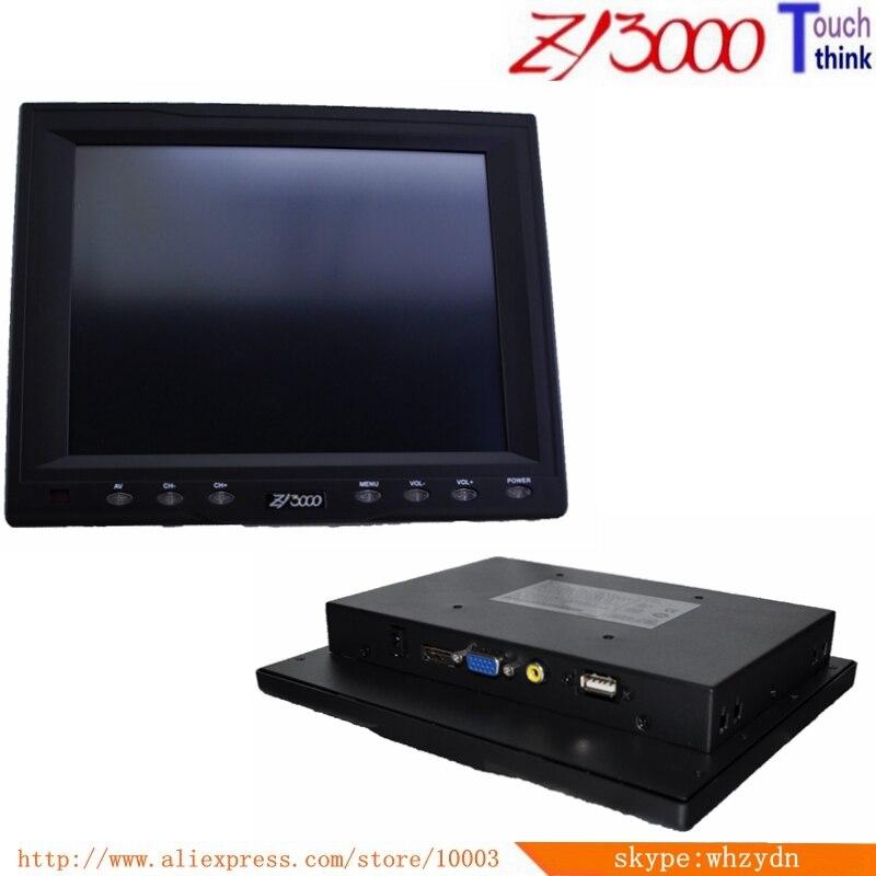 OEM 8 pouce smart maison capacitif écran tactile moniteur de Sécurité À Domicile Système Smart monitor
