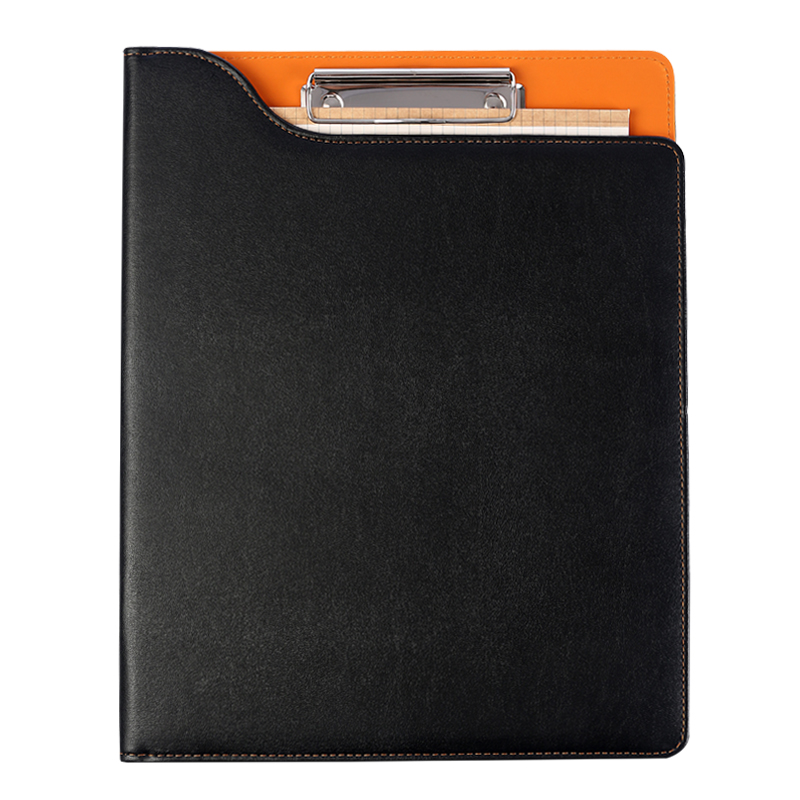 A4 Multifunctional Folder Cortical Manager's Clip Signing This Business Folder Board Stationery Office Supplies Clip