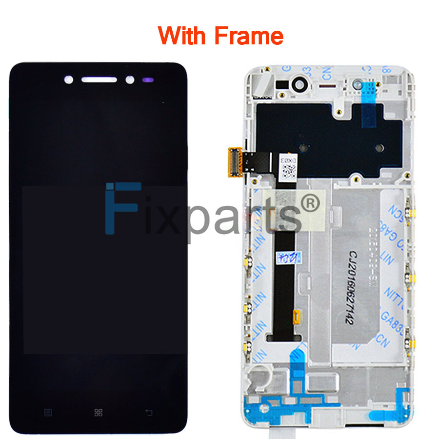 Lenovo S90 LCD Touch Screen panel Digitizer Assembly Replacement  (5)
