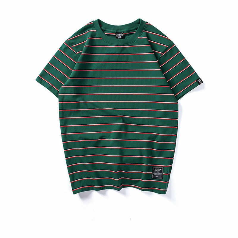 BOLUBAO แฟชั่นแบรนด์ชายเสื้อ T ชายฤดูร้อน 100% Cotton แขนสั้นเสื้อ T ผู้ชาย Hip Hop Streetwear เสื้อยืด TOP