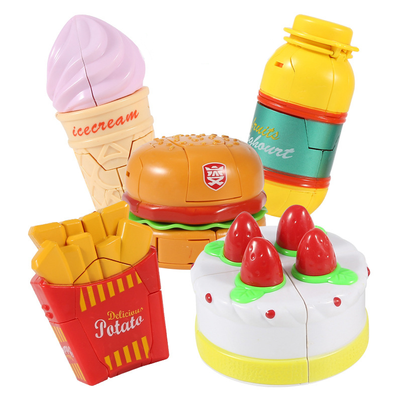 Fries Robot Toy Invention Physics Experiences For Children Science Educational Toys For Kids Boys Inventions Toy China Invention