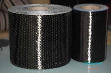 купить [Grade A 4.2Gpa] 200gsm Real Carbon Fiber 12k UD Uni-directional Cloth Fabric Tap 20cm/8