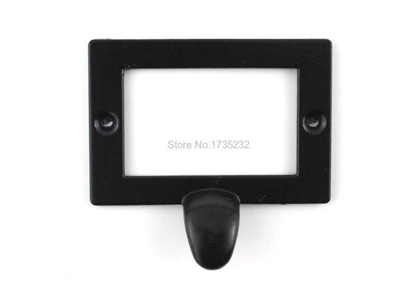 Aliexpress.com : Buy Decorative Black Drawer handle Label Frames ...