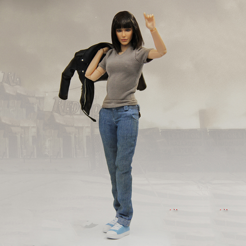 1/6 Scale ATOM CATS Rorty Womens Collectible Full Set Action Figure Model Toys Gifts Collections with Body Head Clothe collectible 1 6 jill valentine action figure resident evil model toys feamle full set figures in stock