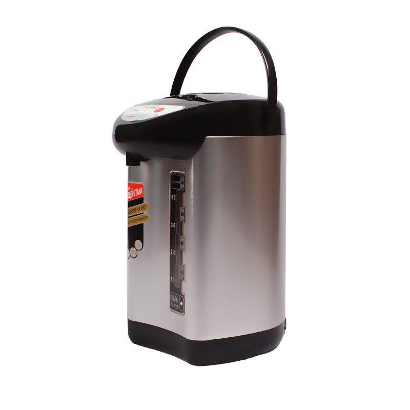 Ménage Thermique Isolation En Acier Inoxydable Bouilloire Électrique Thermos 4.0L