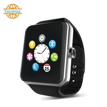 Sport bluetooth Armbanduhr mit kamera smart uhr unterstützung NFC SIM smartwatch herz rete Smart armband Smart watch Phone
