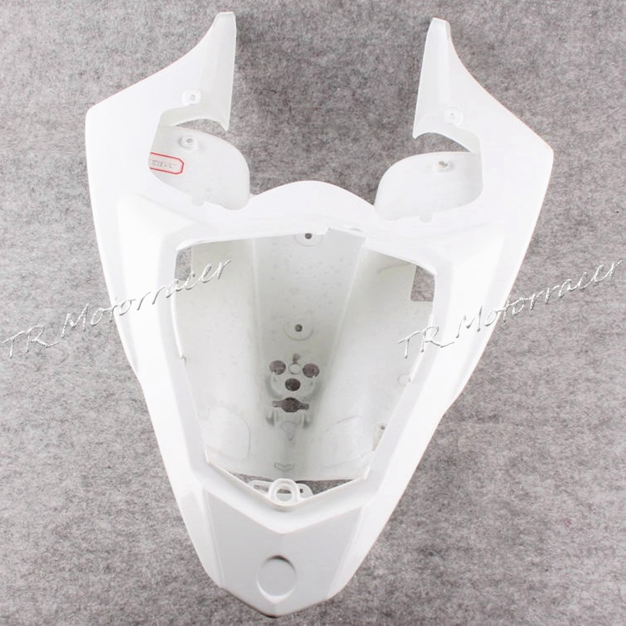 Rear Tail Fairing For Yamaha YZF R1 2009-2012 2010 2011 YZF-R1 Unpainted White Motorcycle Accessories New