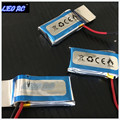 3 ШТ. 3.7 В 300 МАЧ 20C Lipo батареи для DM003 Z3 и другие мини дроны