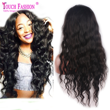 Loose Curly Silk Top Glueless Full Lace Wigs Virgin Brazilian Curly Human Hair Silk Top Wig With Baby Hair For Black Women