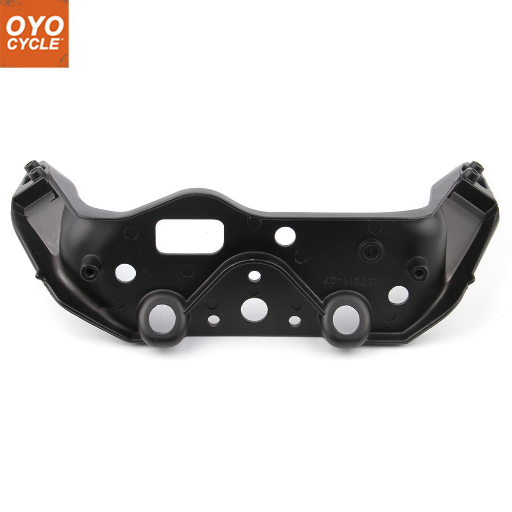 GZYF Motorcycle Front Headlight Fairing Stay Bracket Compatible with Honda CBR600 F4i 2001-2006
