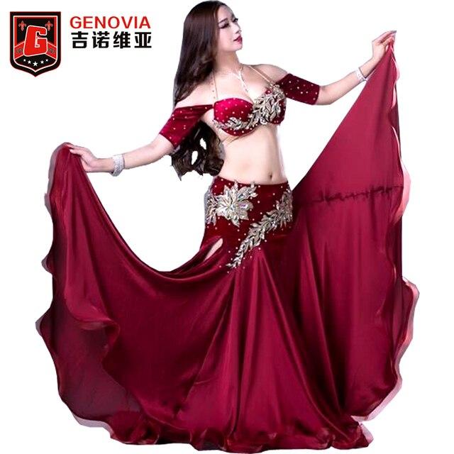 Ventre Costumi Danza Delle Del Donne Di Signore Professionale 6Yfvyb7g