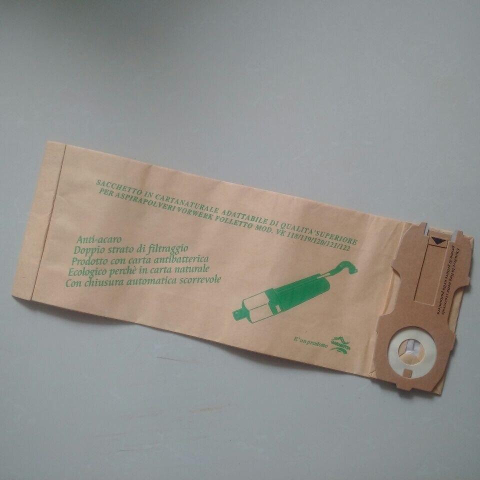 32 pcs/lot hoover robot vacuum cleaner parts Dust Bags for VK118 VK119 VK120 VK121 VK122 Paper bag garbage bags Free shipping 5 pieces lot vacuum cleaner dust bags paper bag for rowenta zr76 delonghi xtl 145e hoover 1300s etc