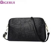 Digerui цветок Для женщин сумка дешевые Для женщин сумка хорошее качество тиснением женский Клатчи a3383