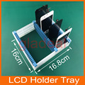 5pcs/lot Universal Slots Anti Static LCD screen PCB motherboard Support Ajustable Holder Tray  Repair Tool For iPhone Samsung