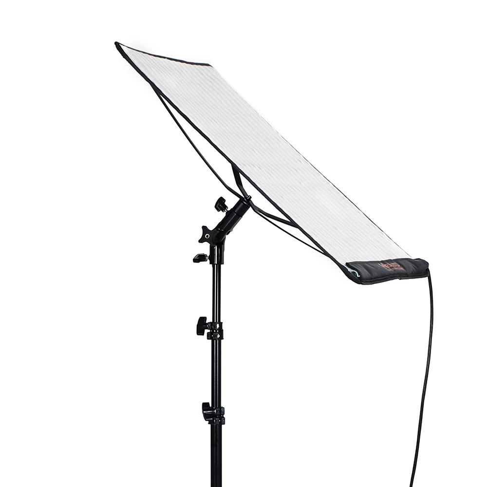 ファルコンアイズ 2 個 RX 18TD 100 ワット調光対応 Led ビデオライト 504 個柔軟な巻き布ランプディフューザー + アウトドアキャリーバッグキット  グループ上の 家電製品 からの 写真用照明 の中 3