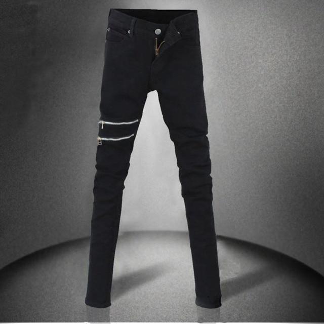 Arrivée Extensible De Noir Hommes Skinny Super Peu Jeans Nouvelle 4qdO1Fc4