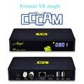 V8 Anjo HD receptor de satélite + europa cccam cline para 1 ano DVB-T2/S2/C Amlogic S805 Android 4.4 CAIXA de TV OTT IPTV Ao Vivo de streaming