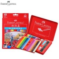 60 Faber Castel Classic Oil Colored Pencils Painting Set Lapis De Cor Neon Premier Artist Pastel