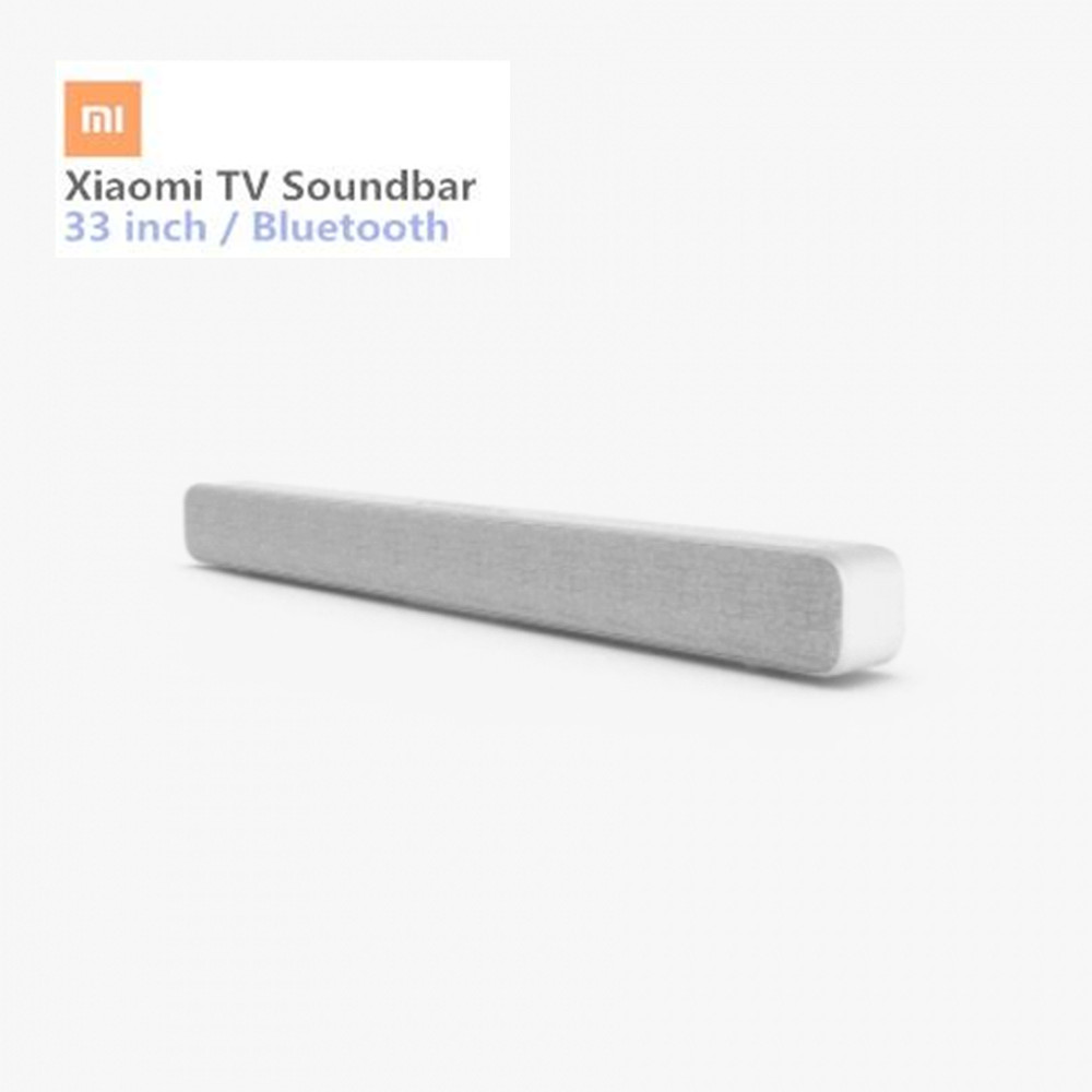 Original Xiaomi Bluetooth Wireless Speaker Soundbar TV Sound Bar for Home Theatre Support Optical SPDIF AUX цена 2017