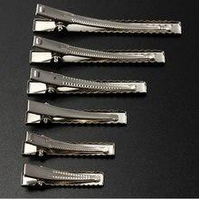 Металлические зажимы типа «крокодил» для волос 30 мм/40 мм/45