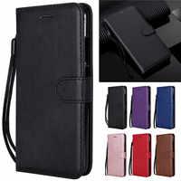 Huawei Y5 Lite 2018 Case on for Funda Huawei Y5 Lite 2018 DRA-LX5 Y 5 2018 Y5 2019 Y6 Y7 2019 Case Cover Leather Phone Cases