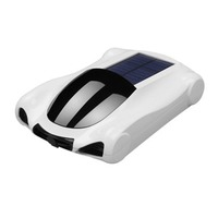 Solar Anion Air Purifier Car Air Purifier Double Filter + Intelligent Three Speed Purification Mode Double Mute Motor