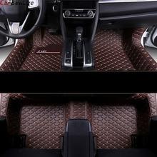 Car Believe car floor mat For bmw f10 x5 e70 e53 x4 f11 x3 e83 x1 f48 e90 x6 e71 f34 e70 e30 accessories waterproof carpet rugs все цены
