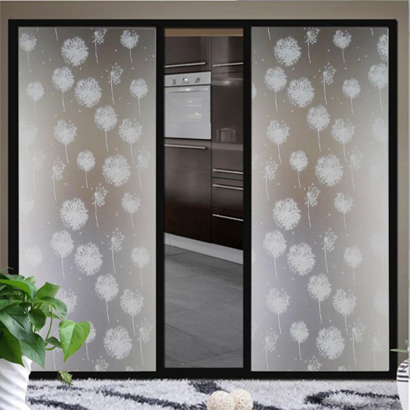 Popular Bathroom Window Decals Film Frosted PrivacyBuy Cheap - Window decals for home privacy
