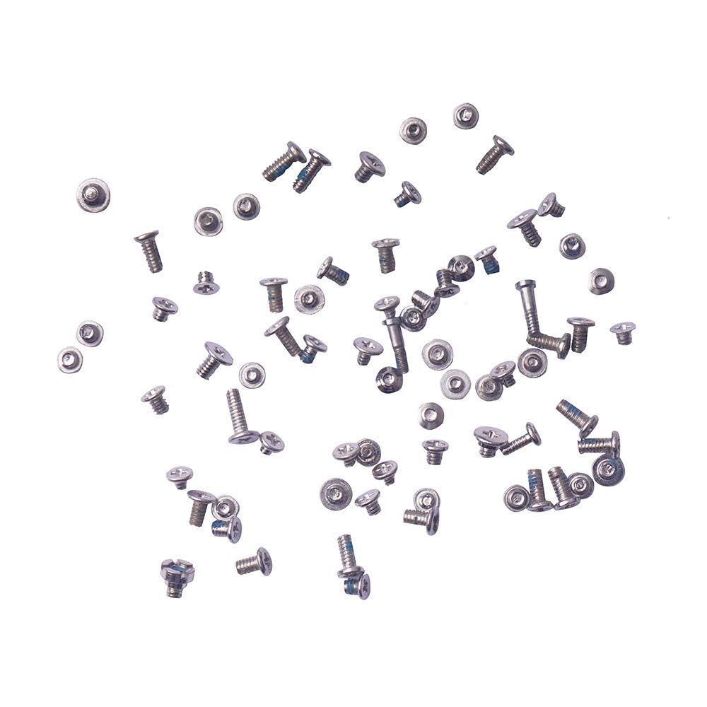 Compatible Full Set Screw Set Replacement With Bottom Screws Replacement For IPhone 8 8 Plus
