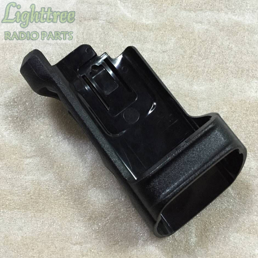 Back Holster Holder Battery Casing With Belt Clip For Motorola APX6000 APX8000